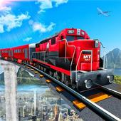 Impossible Euro Train Simulator Free icon