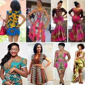 African Print fashion ideas icon