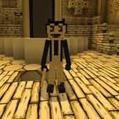 Bendy mod for minecraft icon
