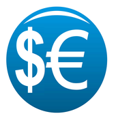 Forex Currency Exchange Rates Currency Converter icon