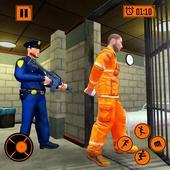 Grand Criminal Prison Escape icon