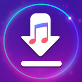 Free Music Downloader + Mp3 Music Download Songs icon