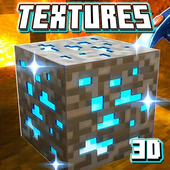 3D Texture Pack - HD Shaders icon