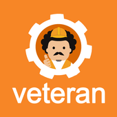 Veteran for workers icon