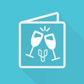 Invitation Maker for Weddings, Birthdays & Events icon