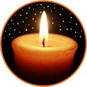 NIGHT CANDLE 🕯️ GUIDED MEDITATION SLEEP icon
