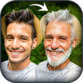 Old Age Face Effect icon