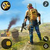 Battleground Fire : Free Shooting Games 2020 icon