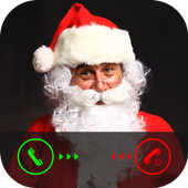 A Video Call From Santa Claus ! (Simulator) icon