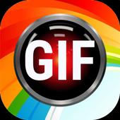 GIF Maker, GIF Editor, Video Maker, Video to GIF icon