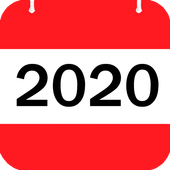 Church Calendar 2020 icon