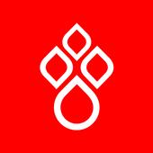 Hiến máu icon