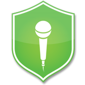 Microphone Block Free icon