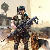 Modern Commando Action Games icon