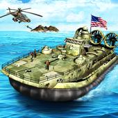 US Army Hovercraft Simulator 2019 icon