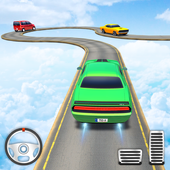 Impossible Car Stunt Racing: Car Games 2020 icon