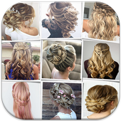 Hairstyles For Girls at Home icon