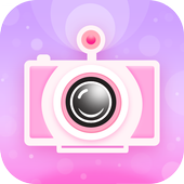 Selfie Sticker Beauty - Selfie Candy Camera icon