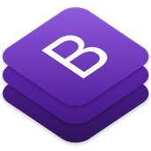 Bootstrap 4 icon