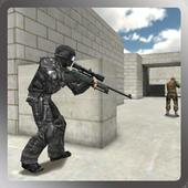 Gun Shot Fire War icon