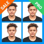 Passport Size Photo Maker - ID Photo Application icon