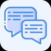 شات عربي | غرف دردشة وتعارف NeChat icon