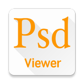 PSD (Photoshop) File Viewer icon