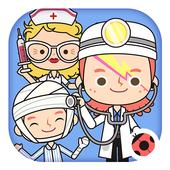 Miga Town: My Hospital icon