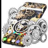 Mechanical Live Wallpaper icon