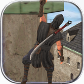 Ninja Samurai Assassin Hero II icon