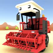 Blocky Farm Racing icon