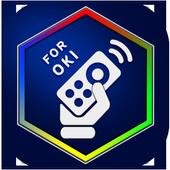 TV Remote for OKI icon