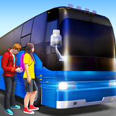 Ultimate Bus Driving - 3D Driver Simulator 2020 icon