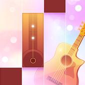 Magic Piano & Guitar Tiles icon