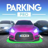 Car Parking Pro - Car Parking Game & Driving Game icon