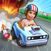 Boom Karts - Multiplayer Kart Racing icon