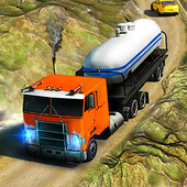 Indian Oil Tanker Truck Simulator Offroad Missions icon