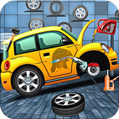 Modern Car Mechanic Offline Games 2019: Car Games icon
