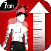Increase Height after 18 -Yoga Exercise, Be Taller icon
