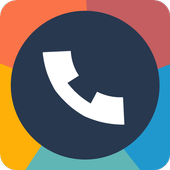 Contacts, Phone Dialer & Caller ID: drupe icon