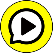 Subtitles - Video tube player translate icon