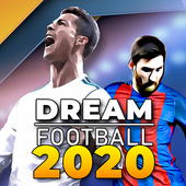 World Dream Football League 2020: Pro Soccer Games icon