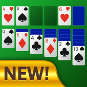 Solitaire Classic Era - Classic Klondike Card Game icon