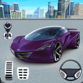 Car Games 2020 : Car Racing Game Futuristic Car icon