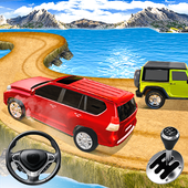 Offroad Jeep Driving 3D - Real Jeep Adventure 2020 icon