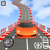Ramp Car Stunt 3D : Impossible Track Racing icon