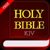 King James Bible - KJV Offline Free Holy Bible icon