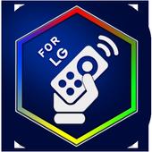 TV Remote For LG - Smart TV icon