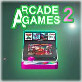 Arcade Games (King of emulator 2) icon