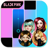 Blackpink Piano Tiles icon